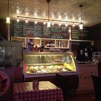 Photo taken at Cafe'tal Social Club by Sasha ⭐️ B. on 1/20/2014
