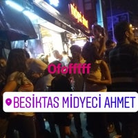 Photo taken at Ahmet Abi Midyeee by Dilek K. on 8/11/2017
