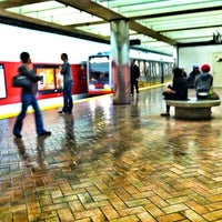 Photo taken at Powell MUNI Metro Station by Rosemarie M. on 7/23/2012