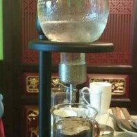 Photo taken at Coffee Lane (咖啡坊) by Caason T. on 8/28/2011
