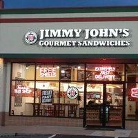 Photo taken at Jimmy John's by Matt N. on 10/1/2011