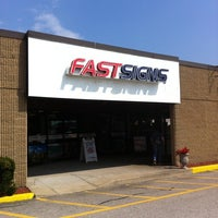 Photo taken at FASTSIGNS by AnyPC S. on 9/15/2011