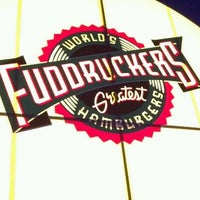 Photo taken at Fuddruckers by Marcos V. on 1/30/2012