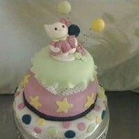 Photo taken at Cake Whimsy By Abdaliz by Adolfo J. on 10/16/2011