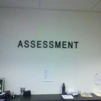 Photo taken at Assessment Office - Tacoma Community College by Anna on 3/9/2012