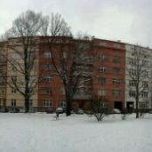 Photo taken at Vnitroblok U Vody by Honza H. on 4/30/2011