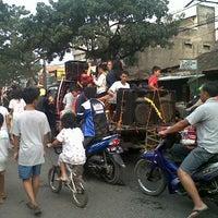 Photo taken at Jalan Rajawali by Daeng Muhammad F. on 6/27/2012