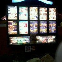 Photo taken at Taco Bell by Josh N. on 1/1/2012