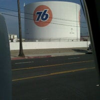 Photo taken at Conoco Philips 76 by Jose P. on 6/1/2011