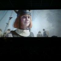 Photo taken at Cines Oscar La Bretxa by Sandra R. on 11/22/2011