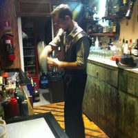 Photo taken at Saloon by Irela G. on 5/4/2012