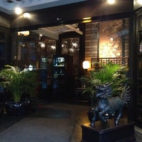 Photo taken at Old Shangai by Emilie V. on 7/23/2012
