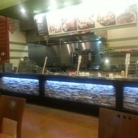 Photo taken at Mucho Burrito Fresh Mexican Grill by Jon B. on 7/22/2012