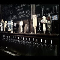 Photo taken at Boneshaker Public House by Donelle on 6/17/2012