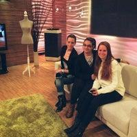 Photo taken at TV2 by Vivienna H. on 1/22/2016