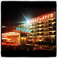 Photo taken at Edgewater Casino & Hotel by Max G. on 10/8/2012