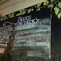 Das Foto wurde bei Rogue Eastside Pub & Pilot Brewery von Justin H. am 3/19/2013 aufgenommen
