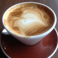 Photo taken at Grind Espresso by Mandy A. on 8/16/2013