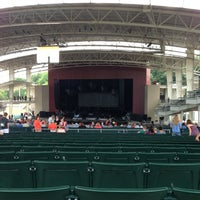 Photo taken at CMAC Performing Arts Center by Kelly F. on 7/13/2013