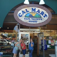 Photo taken at Cal Mart Napa Valley by Mickey T. on 8/13/2013