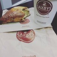 Photo taken at Saxbys Coffee by Marilyn J. on 1/12/2016