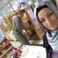 Photo taken at sarıoğlu market by Hacer Ö. on 4/9/2016