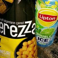 Photo taken at sarıoğlu market by Hacer Ö. on 7/30/2016