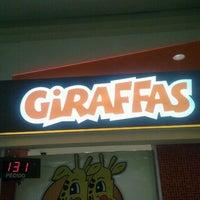 Photo taken at Giraffas by Newton S. on 9/27/2012