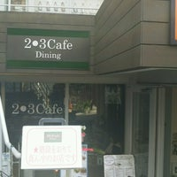 Photo taken at 2-3 Cafe&Dining by マン太 尾. on 3/18/2017