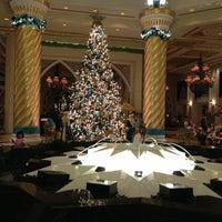 12/22/2012 tarihinde Haroon G.ziyaretçi tarafından Jumeirah Zabeel Saray'de çekilen fotoğraf