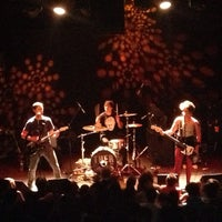 Photo taken at Bowery Ballroom by Hassenpheffr .. on 5/30/2013