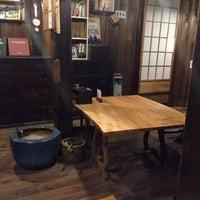 Photo taken at みのせや(美濃勢屋)Café by Mercè P. on 4/16/2014