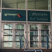 Photo taken at NJT - Atlantic City Terminal (ACRL) by Alison H. on 6/30/2016