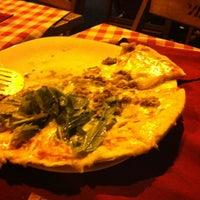 Photo taken at Pizza Surf by Comer em Salvador on 1/1/2013