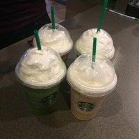 Photo taken at Starbucks by Megan P. on 1/10/2016