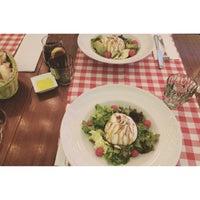 5/11/2015 tarihinde Burçak C.ziyaretçi tarafından La Cucina İtaliana Vincotto'de çekilen fotoğraf