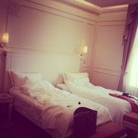 6/22/2013 tarihinde Burçak C.ziyaretçi tarafından Corinne Hotel & Brasserie'de çekilen fotoğraf