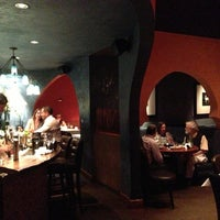 Photo taken at Aziza by Brian M. on 4/23/2013