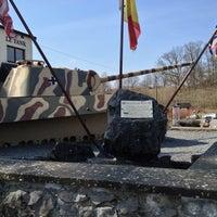 Photo taken at Le Tank A Celles by Tomas B. on 4/1/2013