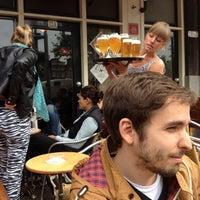 Photo taken at Café Fonteyn by Kars A. on 7/4/2013