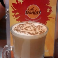 Photo taken at Café Donuts by Igor M. on 12/29/2015
