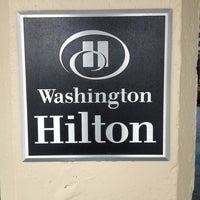 Photo taken at Washington Hilton by Septian A. on 12/27/2012