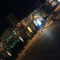 Photo taken at جزر امواج by عبدالرحمن ع. on 4/11/2016
