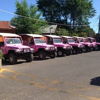 Photo taken at Pink Jeep Tours Sedona, AZ by Andre M. on 6/7/2013