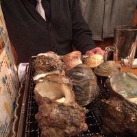 Photo taken at 浜印水産 日ノ出町店 海鮮B.B.Q by Masaki O. on 2/22/2014