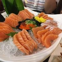 Foto tomada en Hiso Sushi por Ming M. el 6/30/2018
