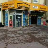 Photo taken at Abone oto lastik by 🚖🚖💐M.N.U💐🚘🚘 U. on 5/9/2016