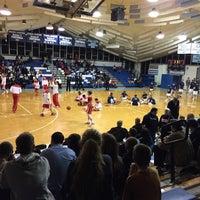 Photo taken at Benedictine High School by Merrell S. on 1/4/2015
