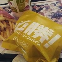 Photo taken at マクドナルド 桔梗が丘店 by しばお on 8/14/2016