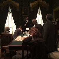 Photo taken at Abraham Lincoln Presidential Museum by April T. on 10/15/2015